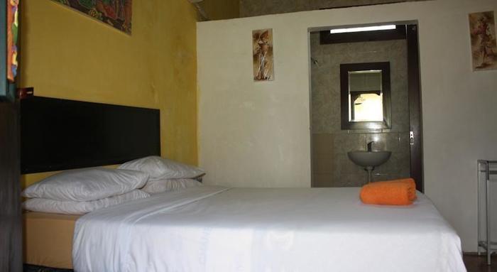 Alam Hotel Bali - Kamar tamu