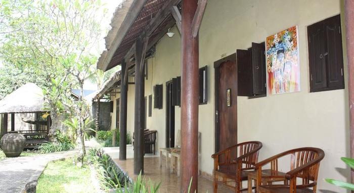 Alam Hotel Bali - Teras