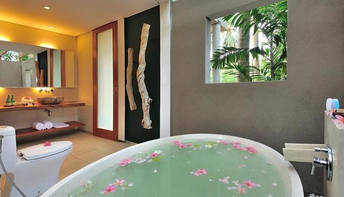Svarga Resort Lombok - Kamar Mandi Neima Deluxe