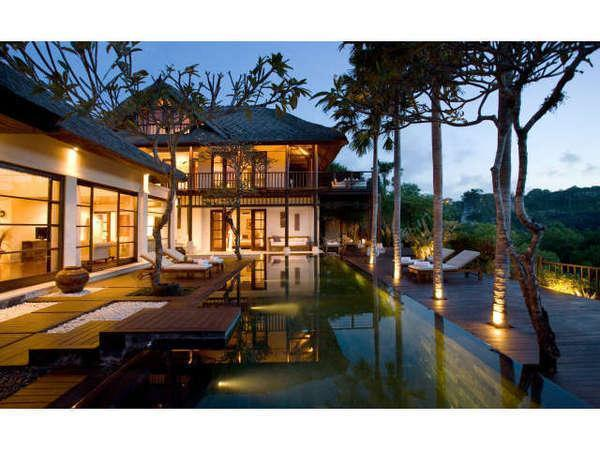 Karma Jimbaran Bali - Valley View kolam renang Exterior