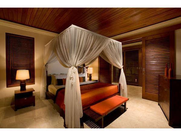 Karma Jimbaran Bali - Luxury Villa Kamar Kolam