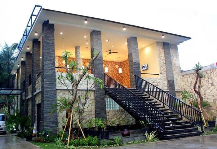 Bali De Anyer Hotel Carita - Eksterior
