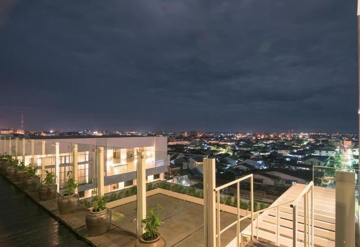 Gajahmada Avara Hotel Pontianak - view