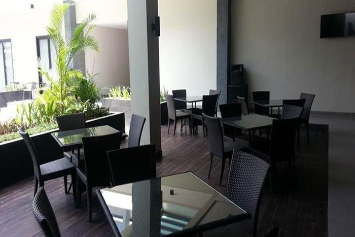 Dpraya Lombok Hotel Lombok - Ruang Makan