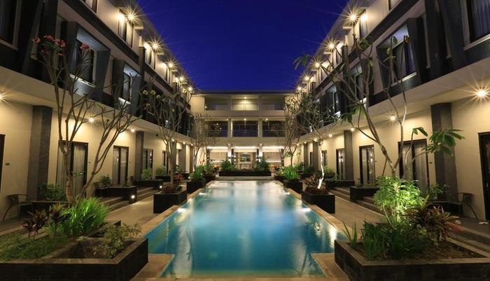 Dpraya Lombok Hotel Lombok - Pool