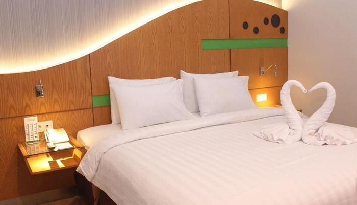 Dpraya Lombok Hotel Lombok - Cabanas Double
