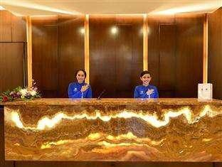 Hotel Falatehan Jakarta - Resepsionis