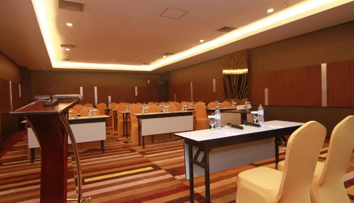 Hotel Falatehan Jakarta - 2nd floor meeting room