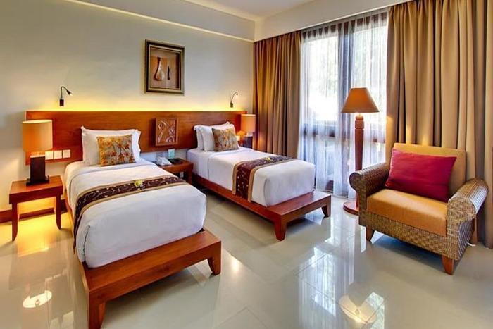 Rama Beach Resort & Villas Bali - Kamar tamu
