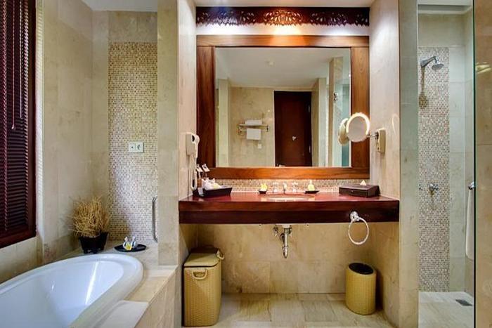 Rama Beach Resort & Villas Bali - Kamar mandi