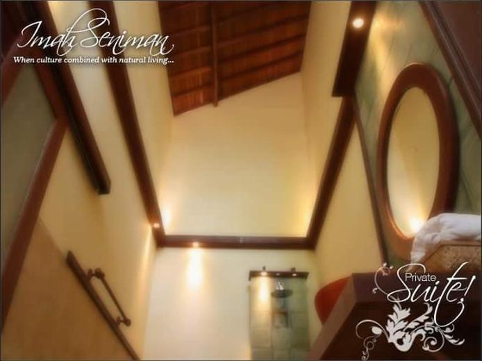 Imah Seniman Bandung - Suite pemandangan hutan