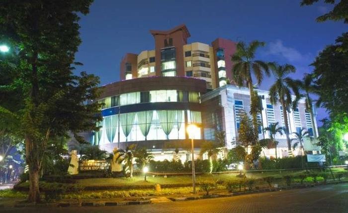 Nam Hotel Kemayoran Jakarta - Eksterior