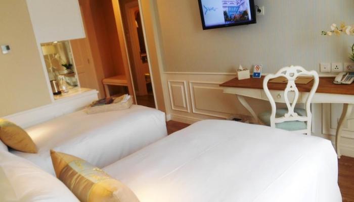 Noor Hotel Bandung - Deluxe Twin