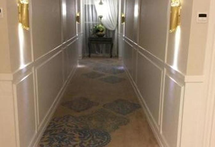 Noor Hotel Bandung - Corridor