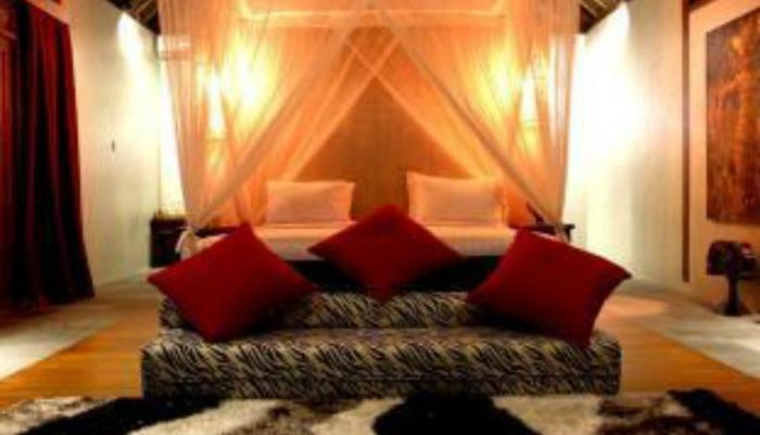 Tinggal Premium Resort Ubud Raya Pengosekan Bali - Kamar tidur