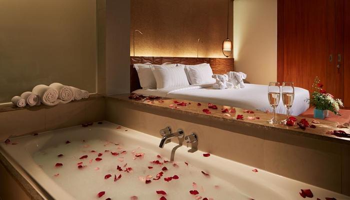Sun Island Hotel Legian - Kamar Suite