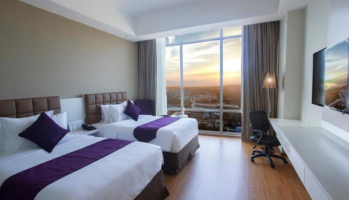 Platinum Balikpapan Hotel And Convention Hall   - Deluxe Room