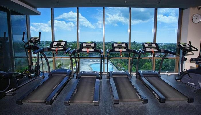 Platinum Balikpapan Hotel And Convention Hall   - Fitness Center