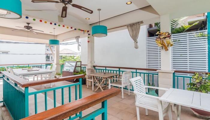 ZenRooms Kerobokan Jaya Wijaya - Restoran