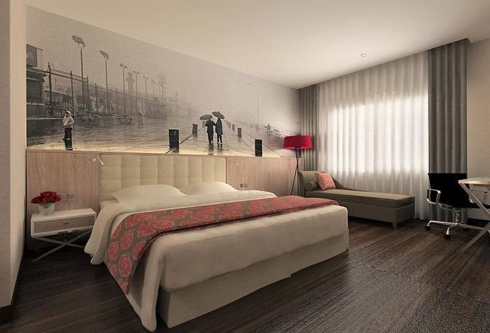 Swiss-Belhotel Airport Jakarta - Deluxe Room