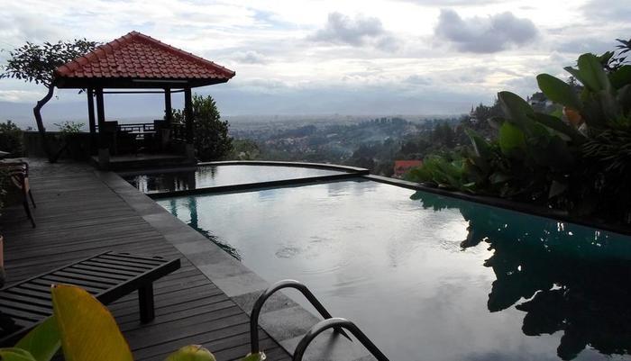 Dago Highland Resort Bandung - Kolam Renang