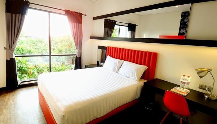Tune Hotel Bandung - Double Room