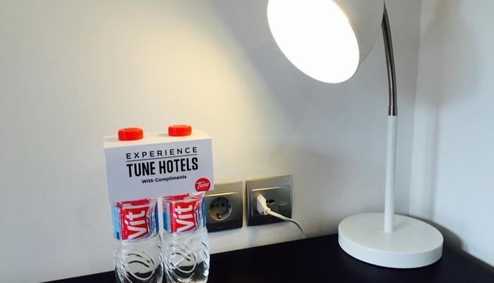 Tune Hotel Bandung - Room Amenities