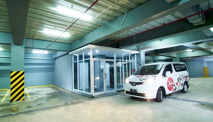 Tune Hotel Bandung - Basement Parking