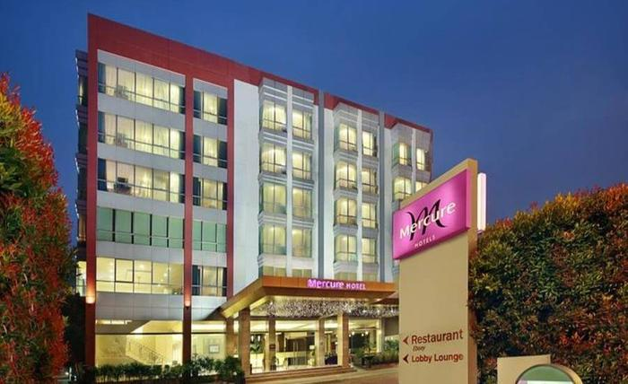 Hotel Mercure Pontianak - Tampilan Luar Hotel