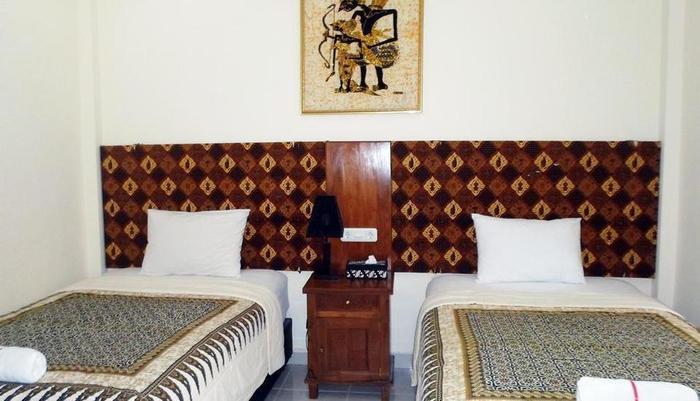 Ndalem Padma Asri Yogyakarta - Standar Twin