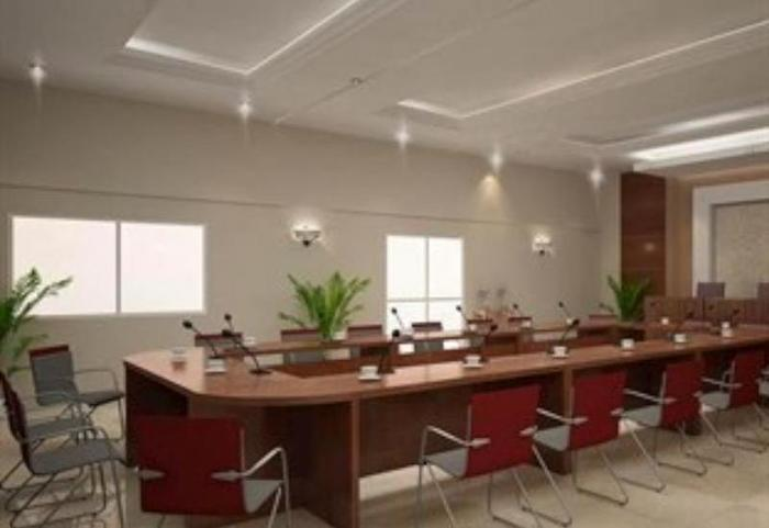 Nozz Hotel Semarang - Meeting Room