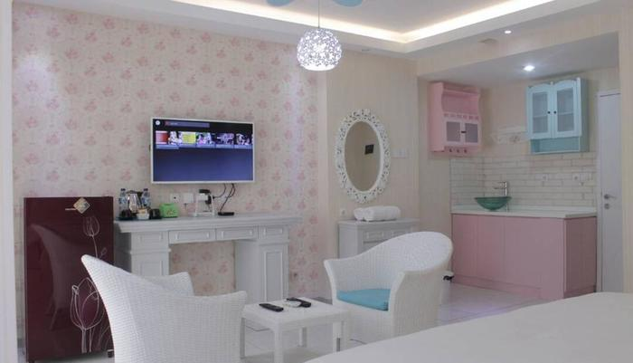 Fastrooms Bekasi - Shabby Chic