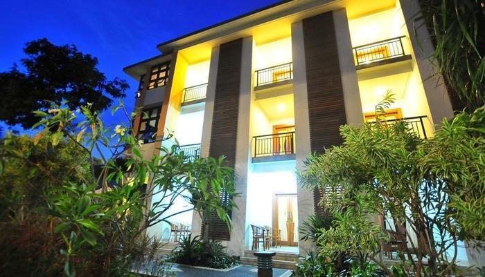 Sandat Hotel Legian - Pemandangan