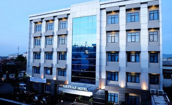 Arinas Hotel Lampung -