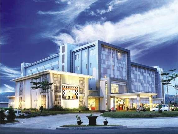 Lorin Hotel Sentul Bogor - Tampak Luar