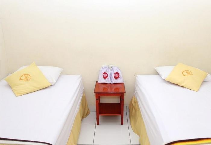 NIDA Rooms Semarang MT Haryono - Kamar tamu