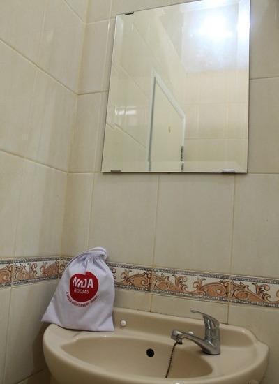 NIDA Rooms Semarang MT Haryono - Kamar mandi