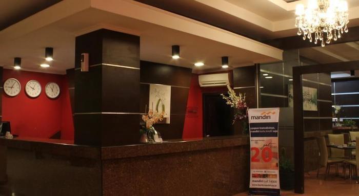 Hotel Zahra Kendari - Resepsionis