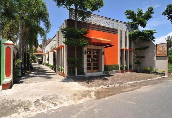 Balecatur Inn Yogyakarta - Eksterior