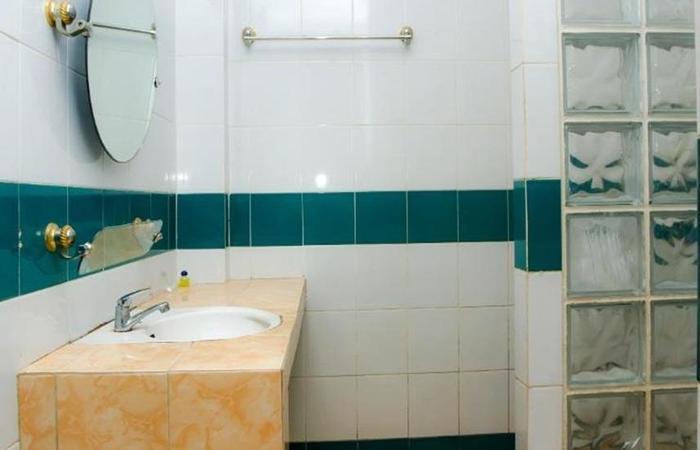 Hotel Griya Tirta Bangka - Kamar mandi