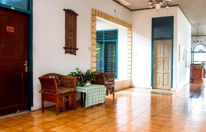 Hotel Griya Tirta Bangka - Teras