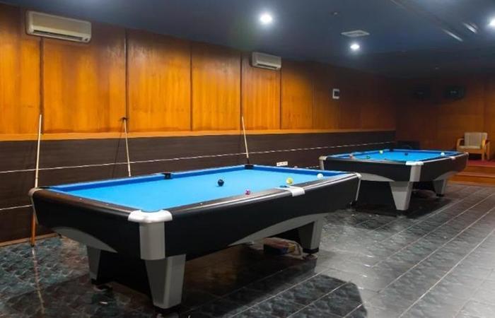 Hotel Griya Tirta Bangka - Biliar