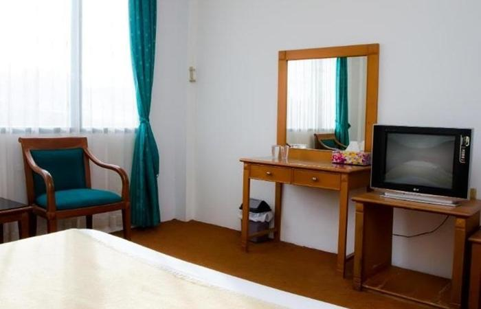 Hotel Griya Tirta Bangka - Kamar Deluxe