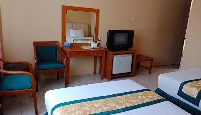 Hotel Griya Tirta Bangka - Twin Bed