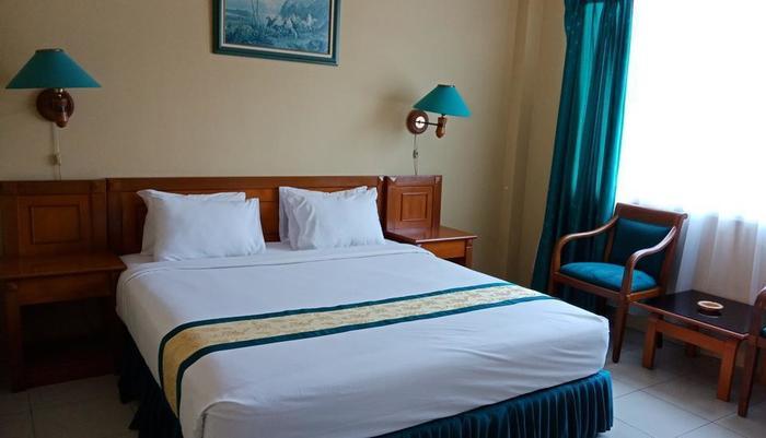 Hotel Griya Tirta Bangka - Double Bed