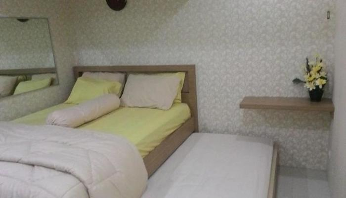 The Jardin Apartment By N Hospitality Bandung - Room