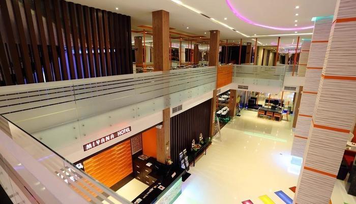 Miyana Hotel Medan - Interior (07/Feb/2014)