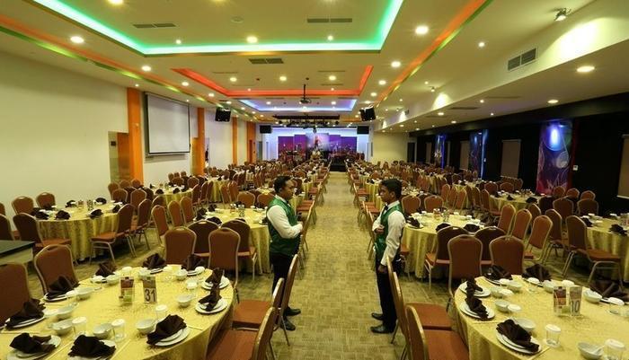 Miyana Hotel Medan - Sky Ballroom (07/Feb/2014)