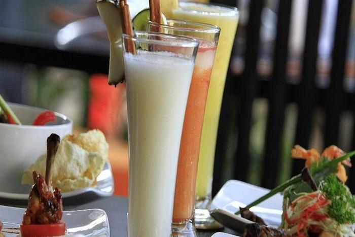 Kubu Anyar Hotel Bali - Menu