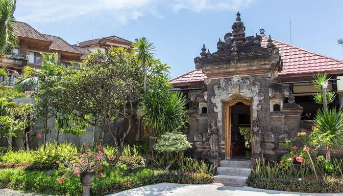 ZenRooms Jimbaran Pantai Kedonganan Bali - Masuk